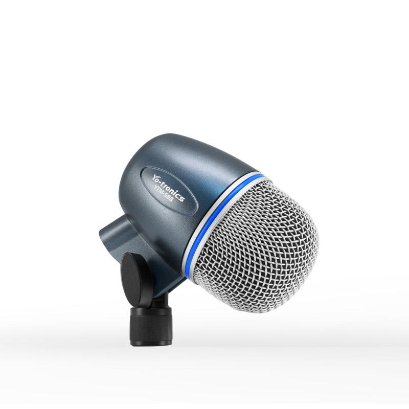 Microfone profissional para bumbo dinâmico