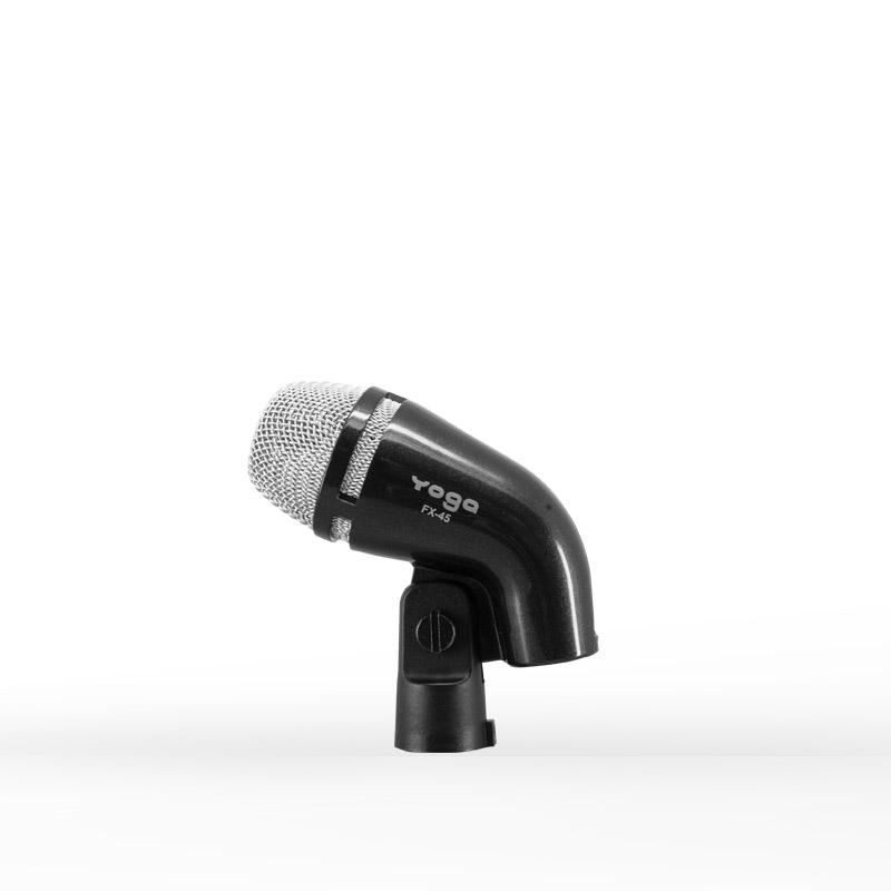 Microfone de palco / instrumento